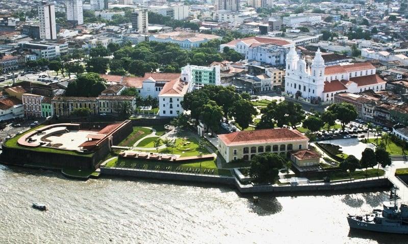 Onde Ficar Em Belém: Batista Campos