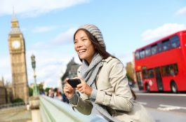 Como usar seu celular à vontade no exterior