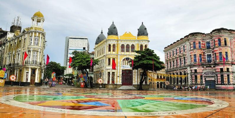 Onde Ficar Em Recife: Recife Antigo