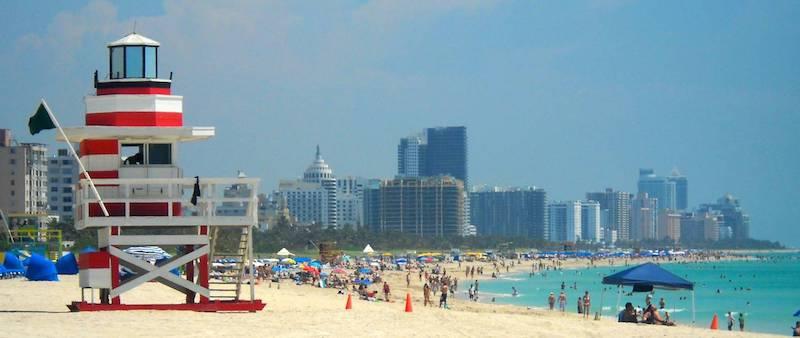 Onde Ficar Em Miami Beach: South Beach