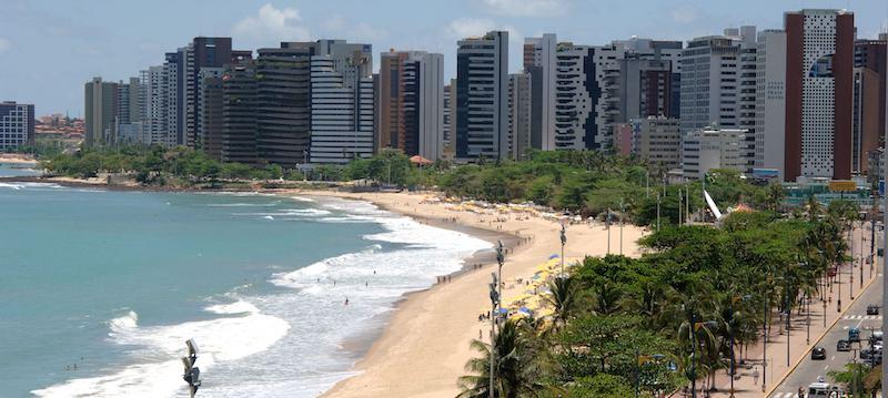Onde Ficar Em Fortaleza: Av. Beira-Mar