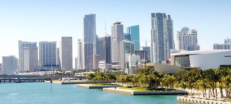 Onde Ficar Em Miami: Área do Aeroporto