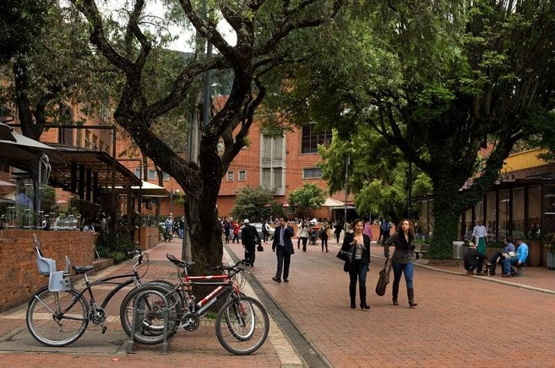 Onde Ficar em Bogotá: Zona Rosa