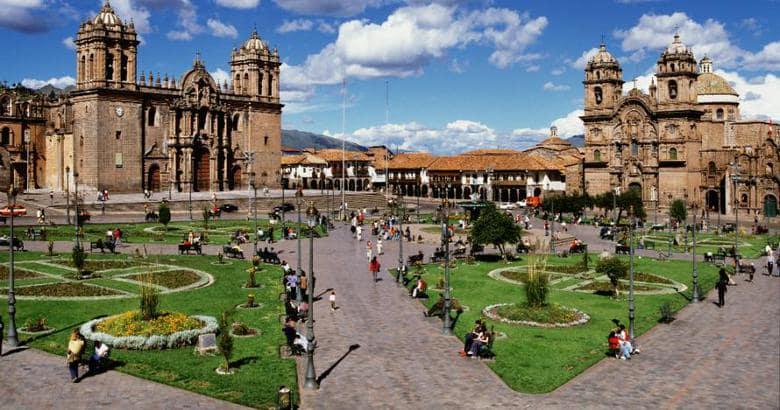 Onde Ficar em Cusco: Centro da Cidade
