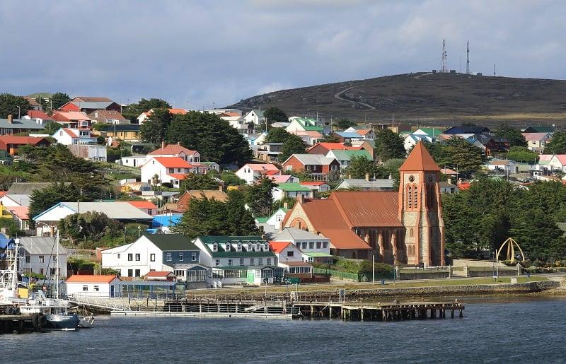 Onde Ficar nas Ilhas Malvinas: Stanley