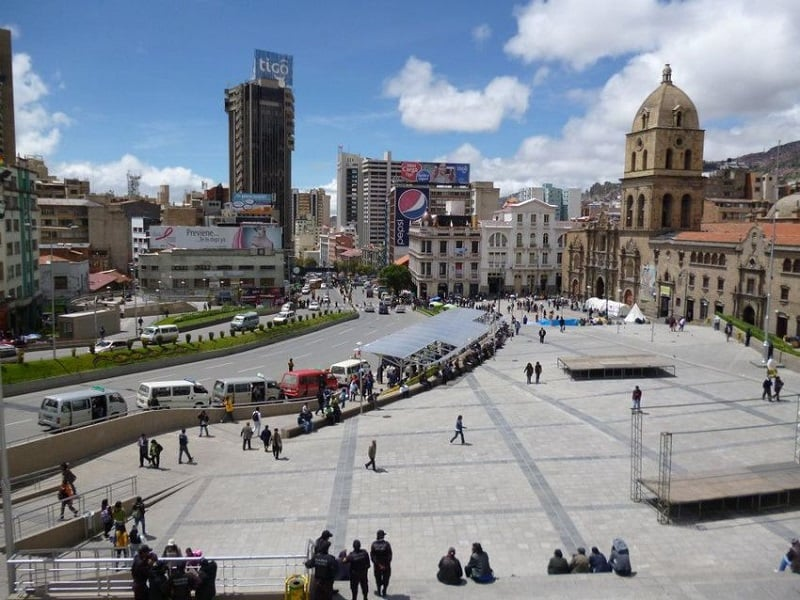Onde Ficar em La Paz: Centro da Cidade