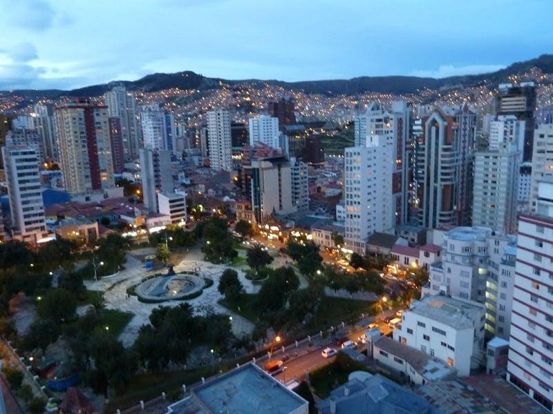 Onde Ficar em La Paz: Sopocachi