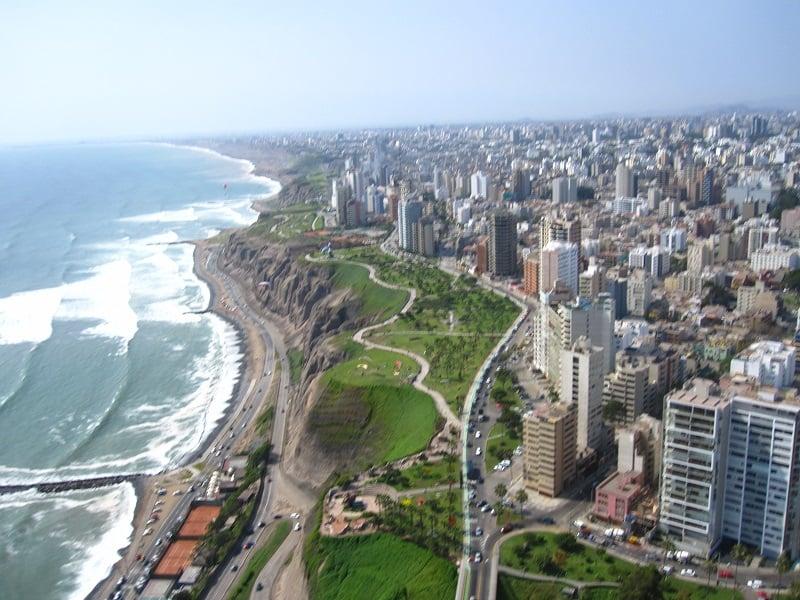 Onde Ficar em Lima: Miraflores
