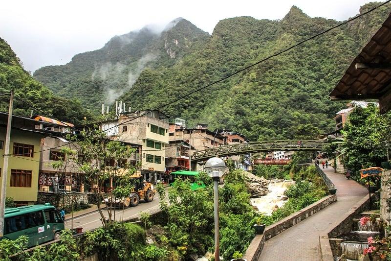 Onde Ficar em Machu Picchu: Águas Calientes