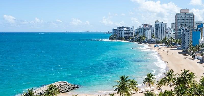 Onde Ficar em San Juan: Condado