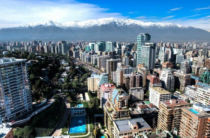 Onde Ficar em Santiago do Chile: Las Condes