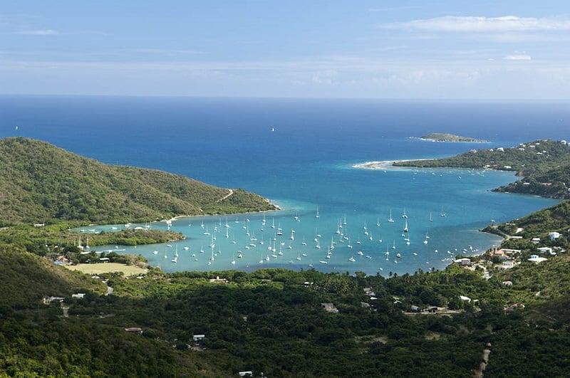 Onde Ficar em St. John: Coral Bay