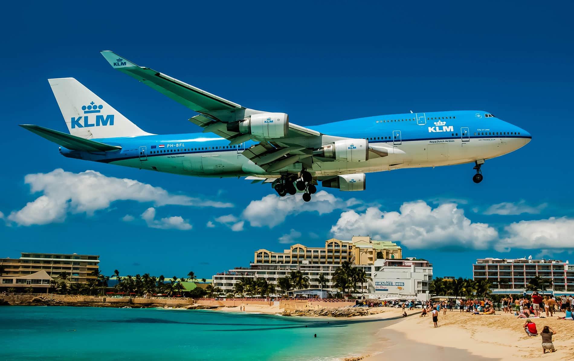 Onde Ficar em St. Martin e St. Maarten: Maho Beach