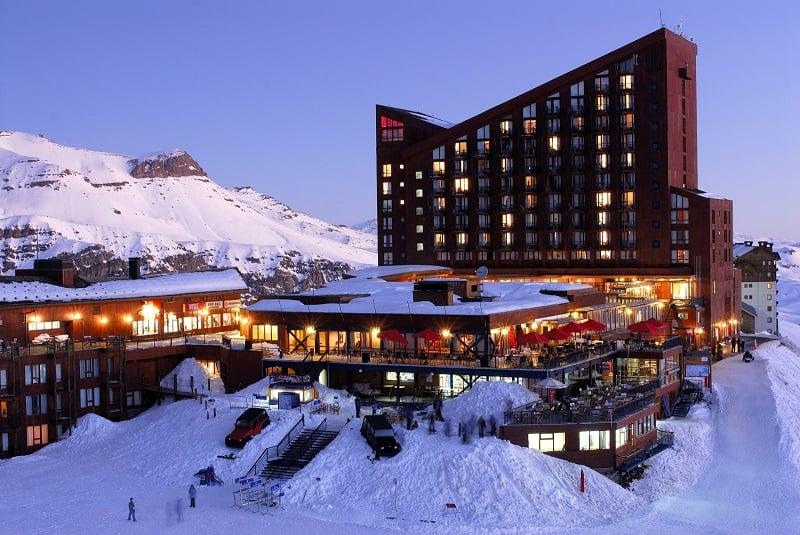 Onde Ficar no Valle Nevado: Hotel