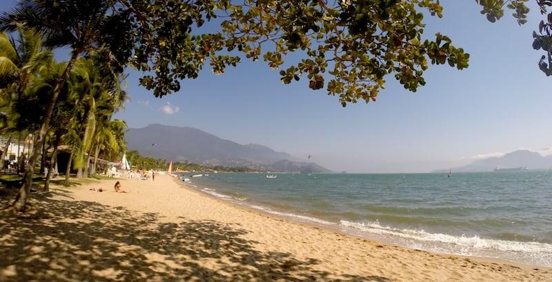 Onde Ficar Em Ilhabela: Praia do Perequê