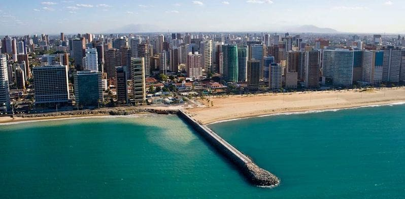 Onde Ficar Em Fortaleza: Praia de Iracema