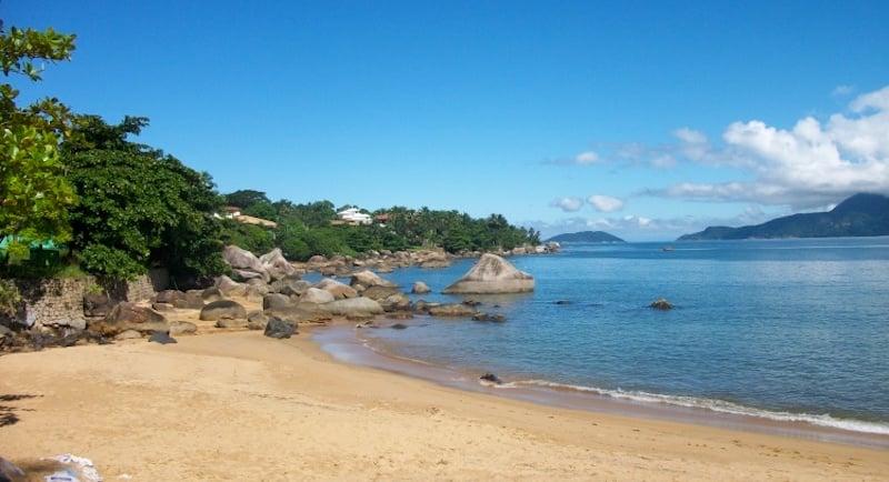 Onde Ficar Em Ilhabela: Praia do Curral