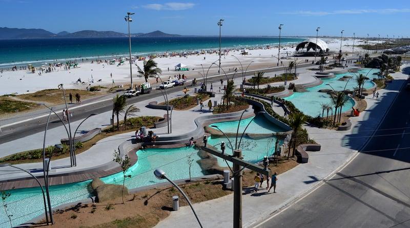 Onde Ficar Em Cabo Frio: Praia do Forte