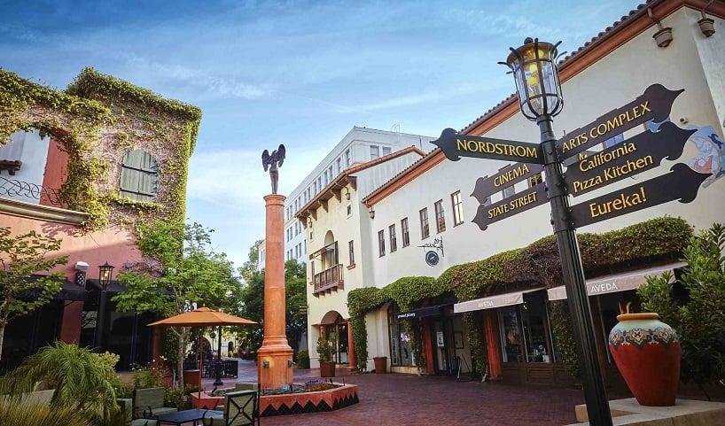 Onde Ficar Em Santa Bárbara: State Street