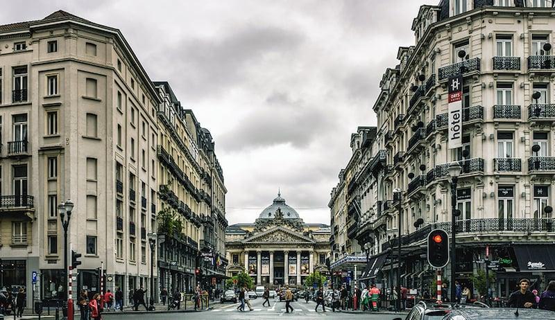 Onde Ficar Em Bruxelas Na Bélgica: Centro