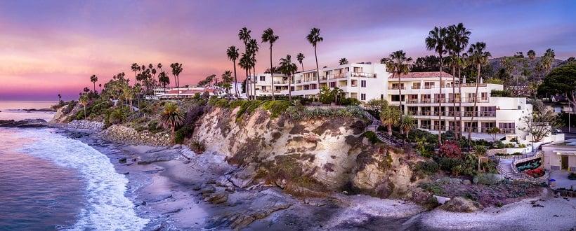 Onde Ficar Em Laguna Beach: alto da colina