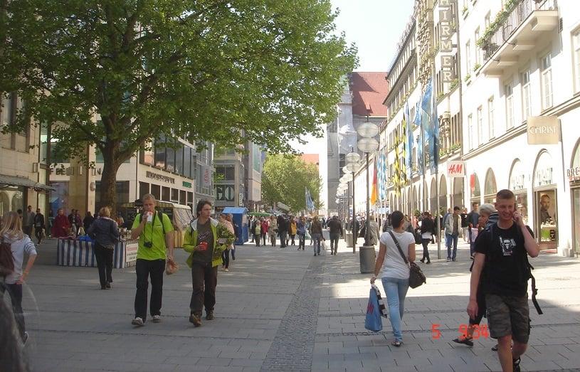Onde Ficar Em Munique: Altstadt