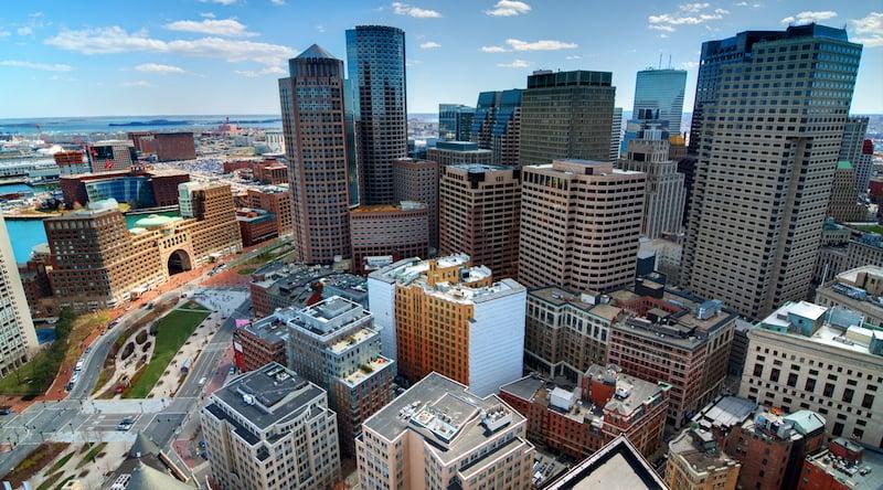 Onde Ficar Em Boston: Downtown