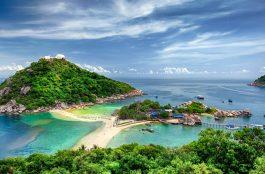 Onde Ficar Em Koh Tao na Tailândia
