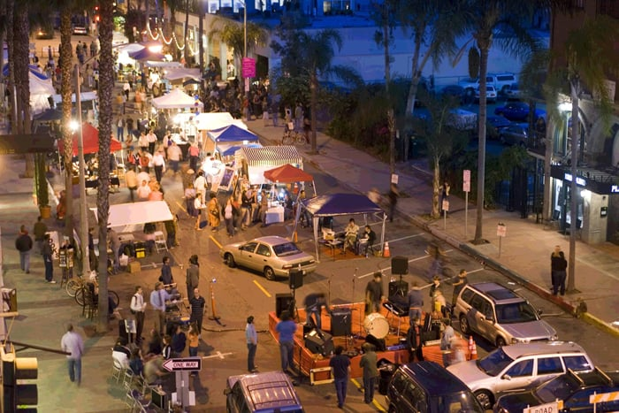 Onde Ficar Em Long Beach: East Village