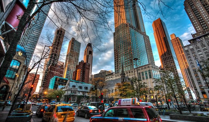 Onde Ficar Em Chicago: Magnificent Mile
