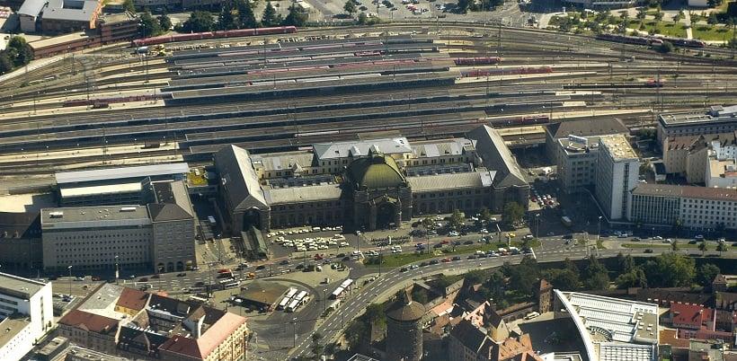 Onde ficar em Nuremberga: Nünberg Hauptbahnhof