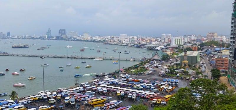 Onde Ficar Em Pattaya: Ao Sul