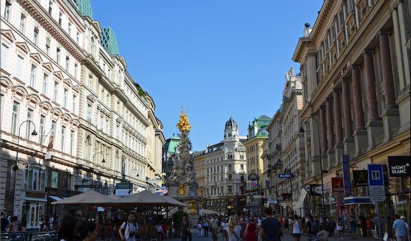 Onde Ficar Em Viena Na Austria: Distrito 1