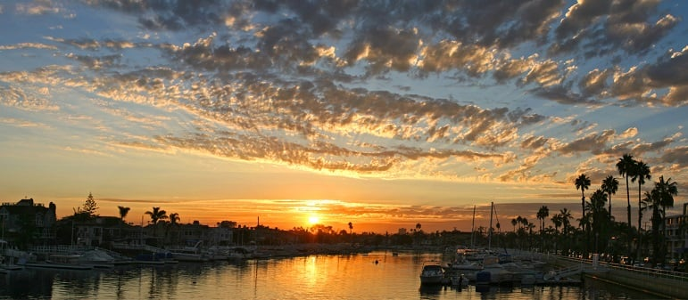 Onde Ficar Em Long Beach: Belmont Shore
