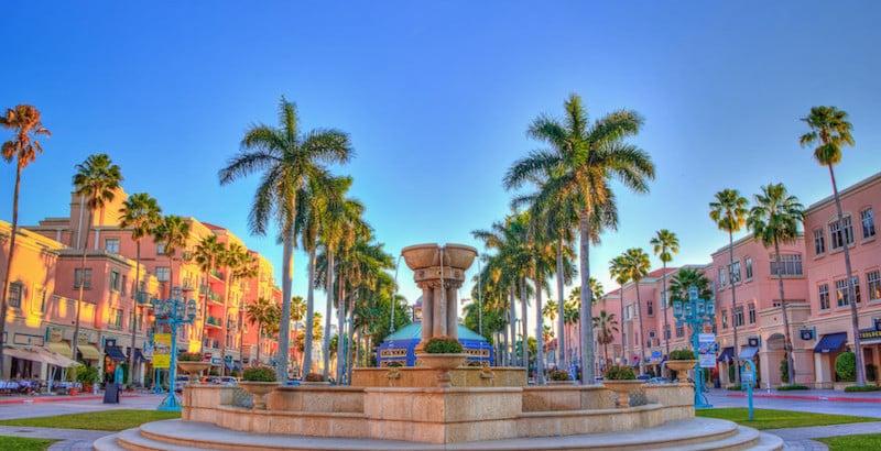 Onde Ficar Em Boca Raton: Centro