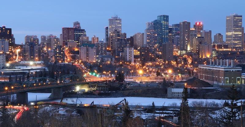 Onde Ficar Em Edmonton: Downtown