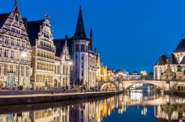 Onde Ficar em Ghent na Bélgica