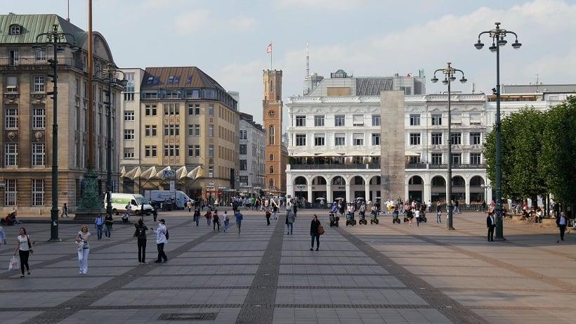 Onde Ficar em Hamburgo: Altstadt