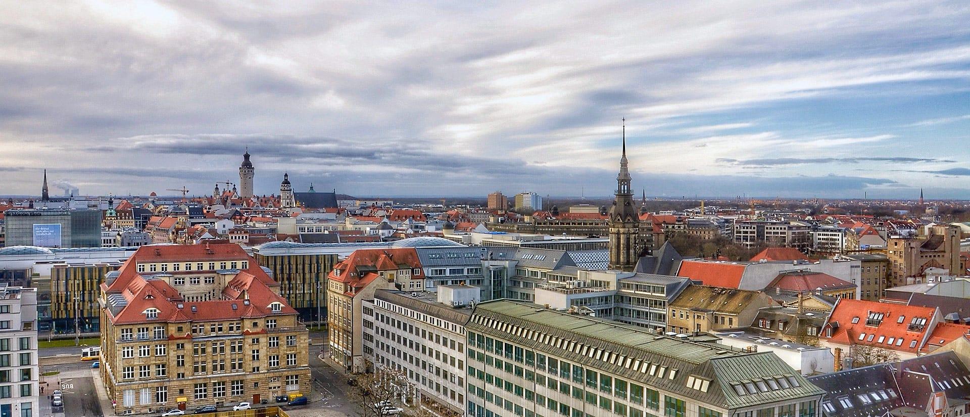 Onde Ficar Em Leipzig: Centro Histórico