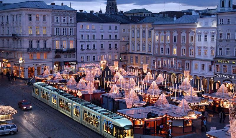 Onde Ficar em Linz na Áustria