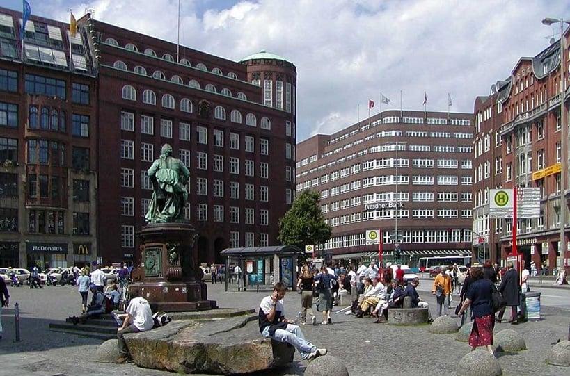 Onde Ficar em Hamburgo: Neustadt
