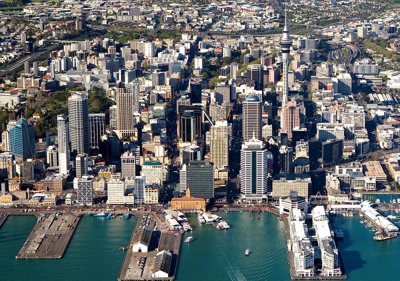 Onde Ficar em Auckland: Central Business District