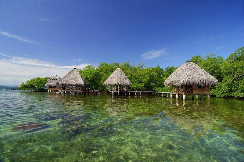Onde Ficar em Bocas del Toro: Isla Bastimentos