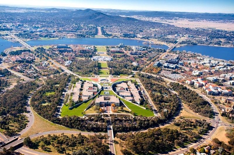 Onde Ficar em Canberra na Austrália