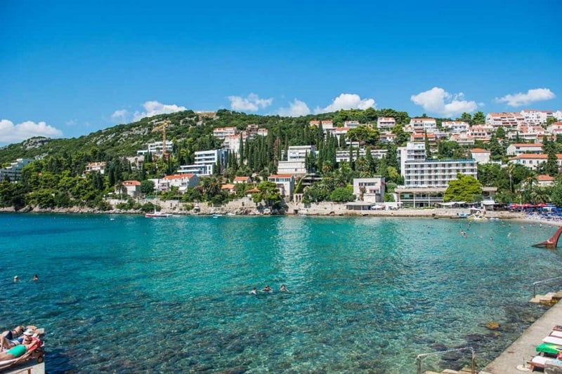 Onde Ficar em Dubrovnik: Lapad