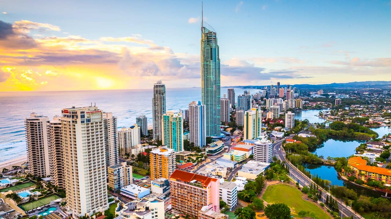 Onde Ficar em Gold Coast na Austrália