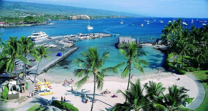 Onde Ficar no Havaí: Kailua-Kona, Big Island