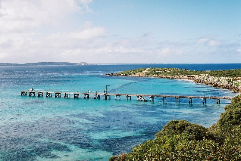 Onde Ficar na Ilha Kangaroo: Vivonne Bay