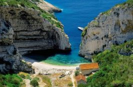Onde Ficar na Ilha Vis na Croácia