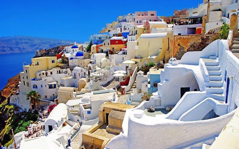 Onde Ficar em Santorini: Oia